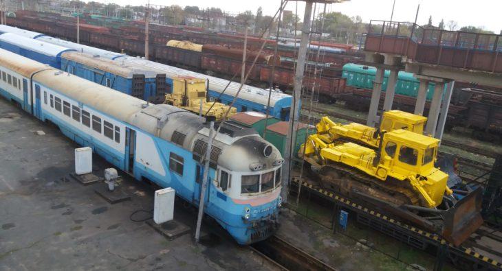 Поезда и техника Государственное предприятие Донецкая железная дорога Донецкая народная республика