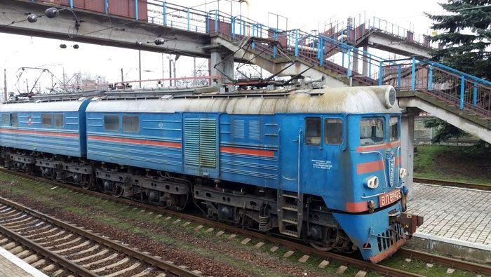 Электровоз Государственное предприятие Донецкая железная дорога Донецкая народная республика