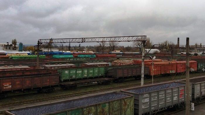 Вагоны Государственное предприятие Донецкая железная дорога Донецкая народная республика