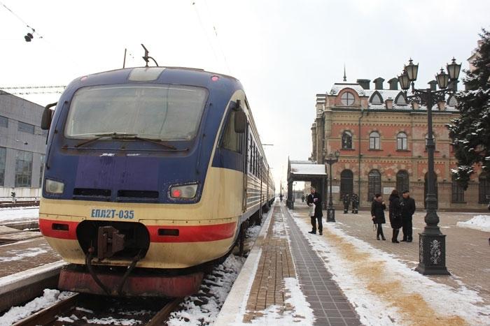 Поезд ДНР