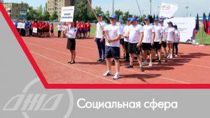 Социальная сфера ГП Донецкая железная дорога Донецкая Народная республика
