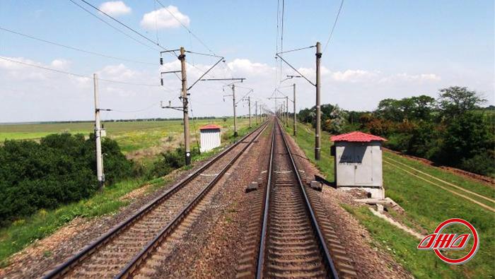 Путь ГП Донецкая железная дорога Донецкая Народная республика