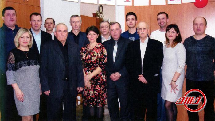 Юбилей ревизоры Государственное предприятие Донецкая железная дорога Донецкая народная республика