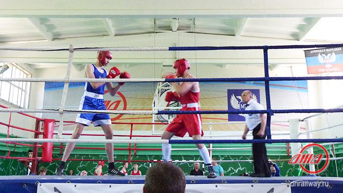 Бокс соревнования Государственное предприятие Донецкая железная дорога Донецкая народная республика