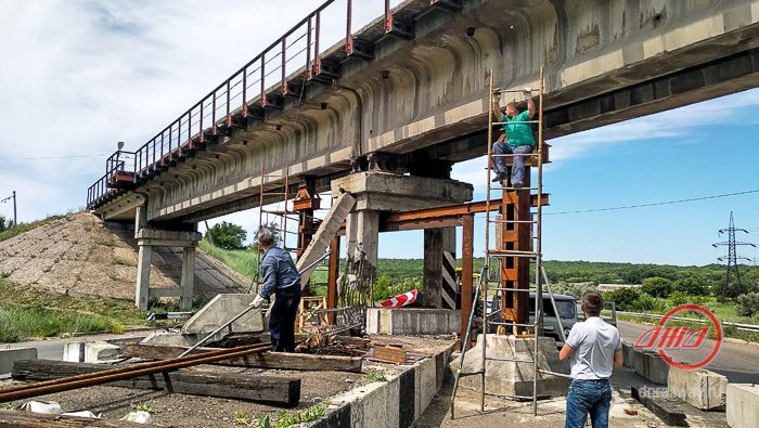 мост Чумаково Ларино
