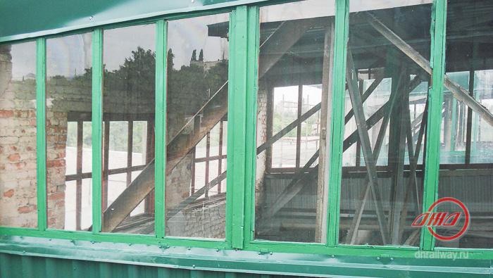 крыша сайт (1) ГП Донецкая железная дорога Донецкая Народная республика