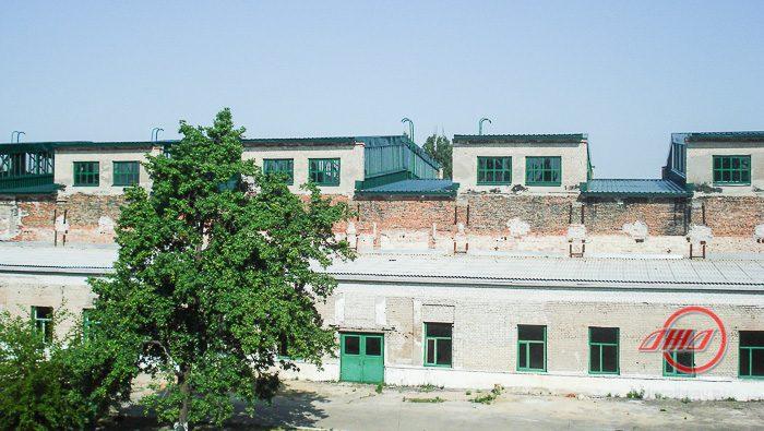 крыша сайт (2) ГП Донецкая железная дорога Донецкая Народная республика