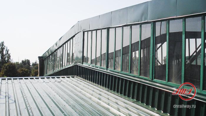 крыша сайт (3) ГП Донецкая железная дорога Донецкая Народная республика