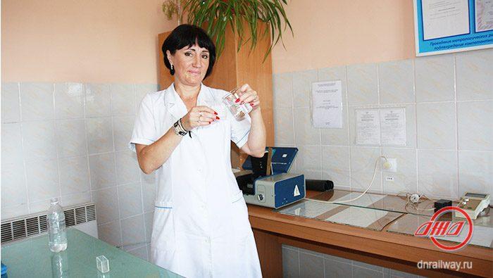 Лаборатория Государственное предприятие Донецкая железная дорога Донецкая Народная республика