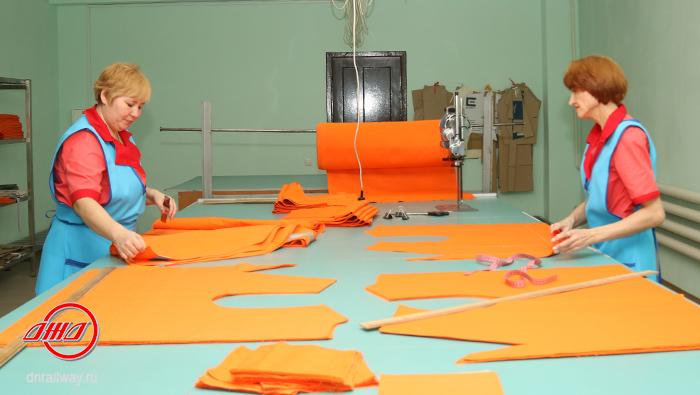 швейный цех гп джд