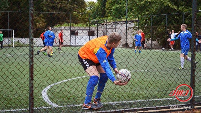 Футбол мини Локомотив ГП Донецкая железная дорога Донецкая народная республика