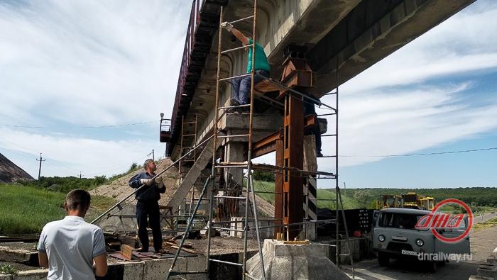 Строители мост сайт Государственное предприятие Донецкая железная дорога Донецкая народная республика