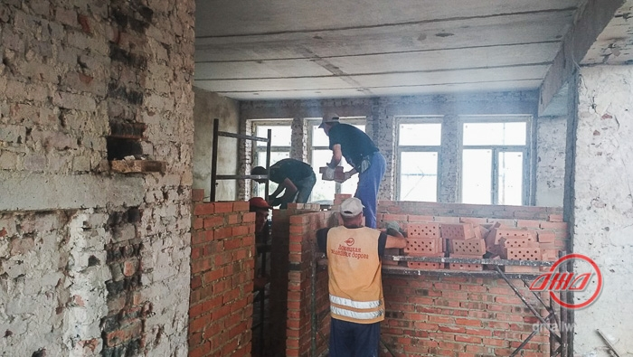 Строители сайт Государственное предприятие Донецкая железная дорога Донецкая народная республика