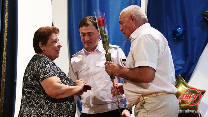 Грамоты ГП Донецкая железная дорога Донецкая народная республика