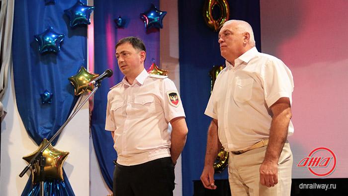 Лучший по профессии награждение ГП Донецкая железная дорога Донецкая Народная республика