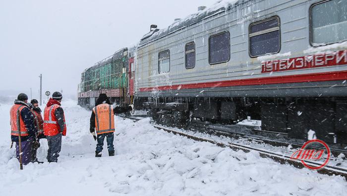 Зима подготовка Государственное предприятие Донецкая железная дорога Донецкая народная республика