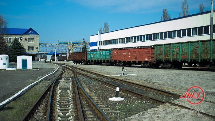 Аттестация вагонное депо Ясиноватая Государственное предприятие Донецкая железная дорога Донецкая народная республика
