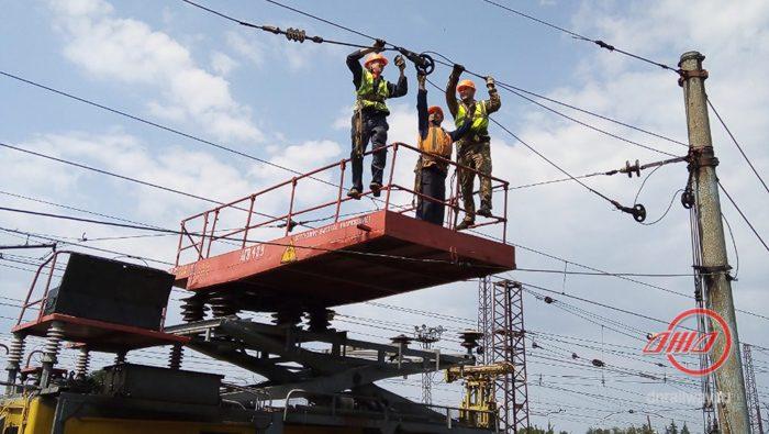 Энергетики Государственное предприятие Донецкая железная дорога Донецкая народная республика