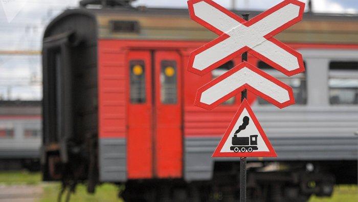 Переезд железнодорожный знак Государственное предприятие Донецкая железная дорога Донецкая народная республика Трансграничный концерн Железные дороги Донбасса