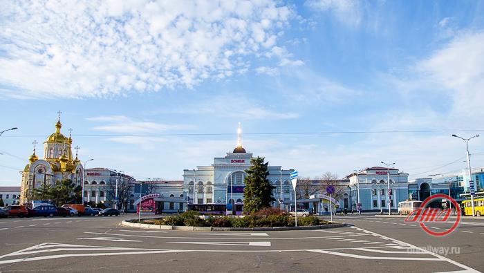 Железнодорожный вокзал Донецк Государственное предприятие Донецкая железная дорога Донецкая Народная республика