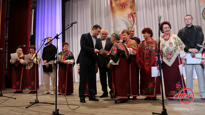 Город мастеров награждение Государственное предприятие Донецкая железная дорога Донецкая Народная республика