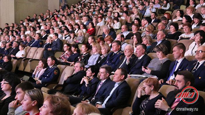 Юбилей 150 лет железная дорога Государственное предприятие Донецкая железная дорога Донецкая народная республика Трансграничный концерн Железные дороги Донбасса