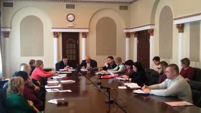 Президиум заседание Государственное предприятие Донецкая железная дорога Донецкая Народная республика