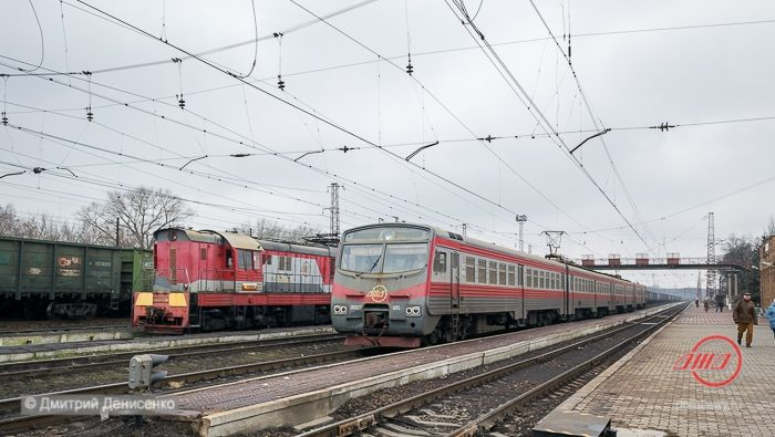 Криничная поезда станция Государственное предприятие Донецкая железная дорога Донецкая народная республика
