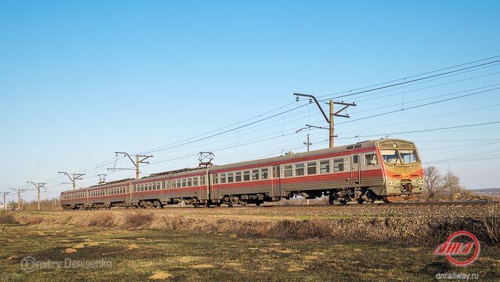 Электричка весна Государственное предприятие Донецкая железная дорога Трансграничный концерн Железные дороги Донбасса